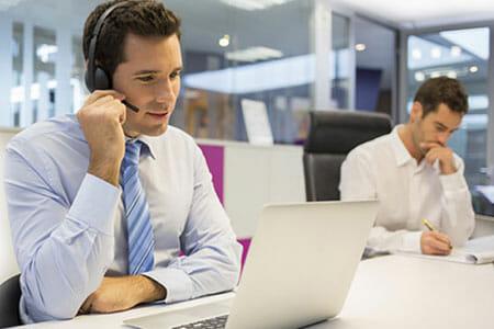 Logiciel prospection de professionnel, solution de phoning et telemarketing pour commerciaux.